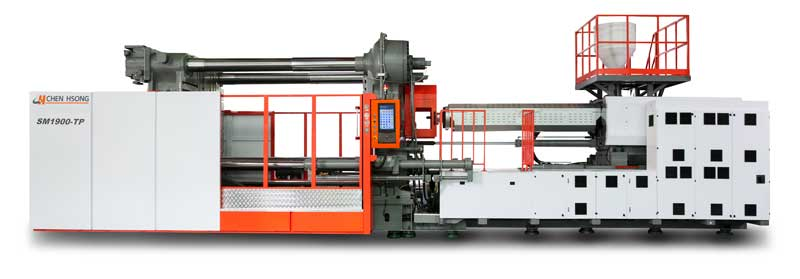 Chen Hsong SMTP-1900 Injection Molding Machine Thumbnail