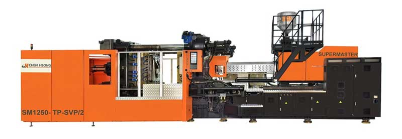 ChenHsong SM2600-TP Series Injection Molding Machine Thumbnail