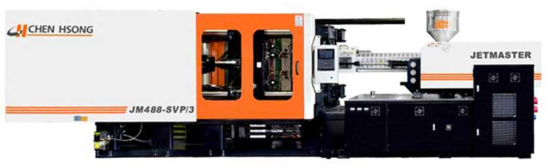 ChenHsong JM-SVP/3 Injection Molding Machine Thumbnail