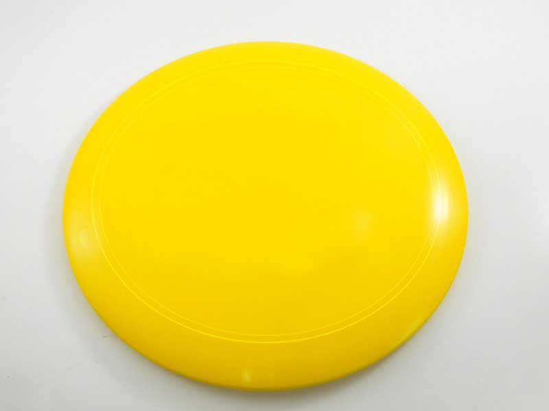 Frisbees with IML produced by ChenHsong JM138-Ai Euroseries Injection Molding Machine
