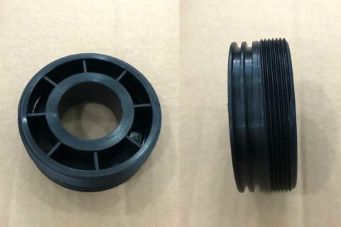 Plastic Screw Nuts produced by ChenHsong JM218-C/ES Injection Molding Machine