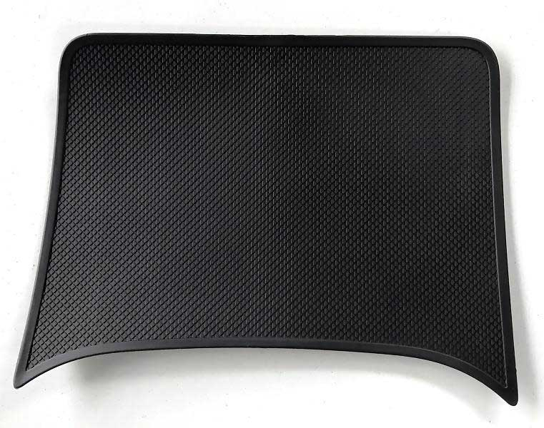 Automotive Floor Mats produced by ChenHsong EM120-V Injection Molding Machine
