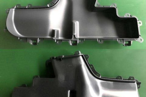 Honda Side Panels produced by ChenHsong JM1000-C3-SVP/2 Injection Molding Machine
