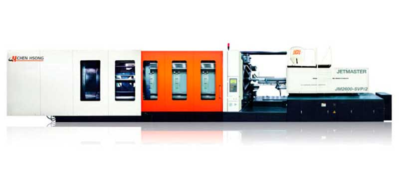 ChenHsong JM-C2-SVP/2 Injection Molding Machine Thumbnail