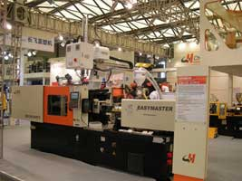 Injection molding machine-Easymaster at ChinaPlas 2014