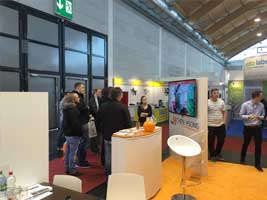 Lots of visitors at Chen Hsong booth in Fakuma 2015