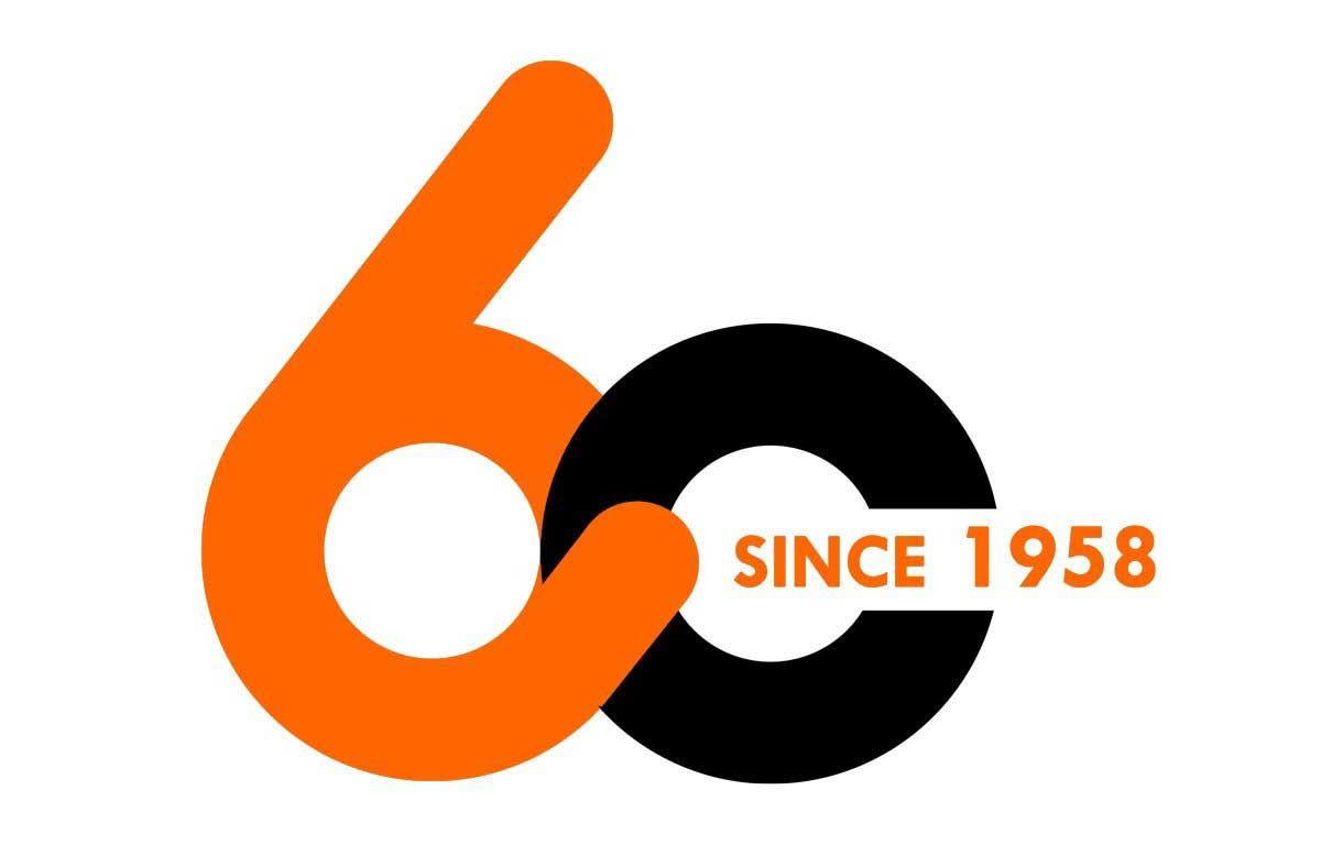 Chen Hsong 60th Year Logo