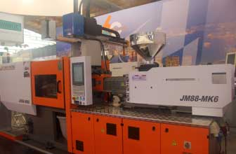Thanks to the speed controlled servomotors, the machines of JETMASTER MK6 Series are very energy efficient
