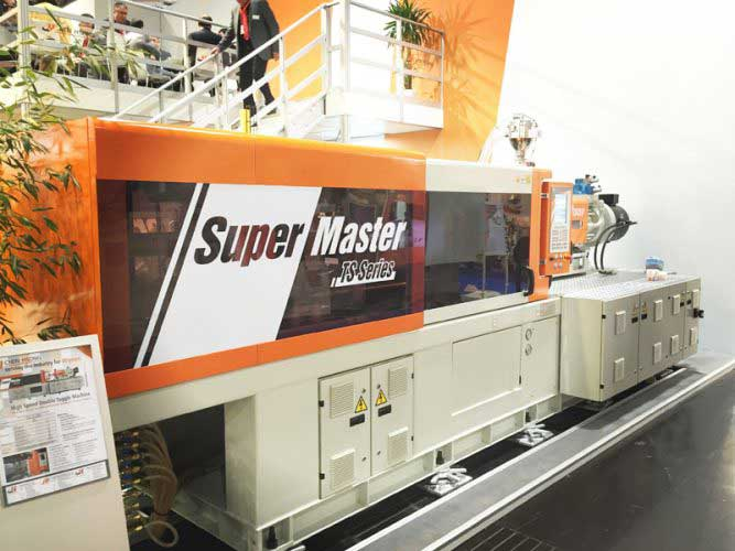 Chen Hsong's injection molding machine - TS Series