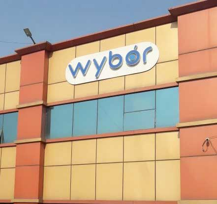 Wybor, a young brand in LED TV industry