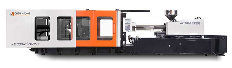 JM800-C3-SVP/2 Plastic Injection servo driven Molding machine