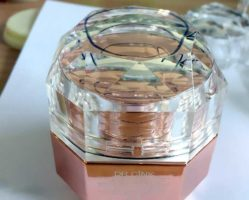 Cosmetic Jar Lids produced by ChenHsong EM180-V Injection Molding Machine
