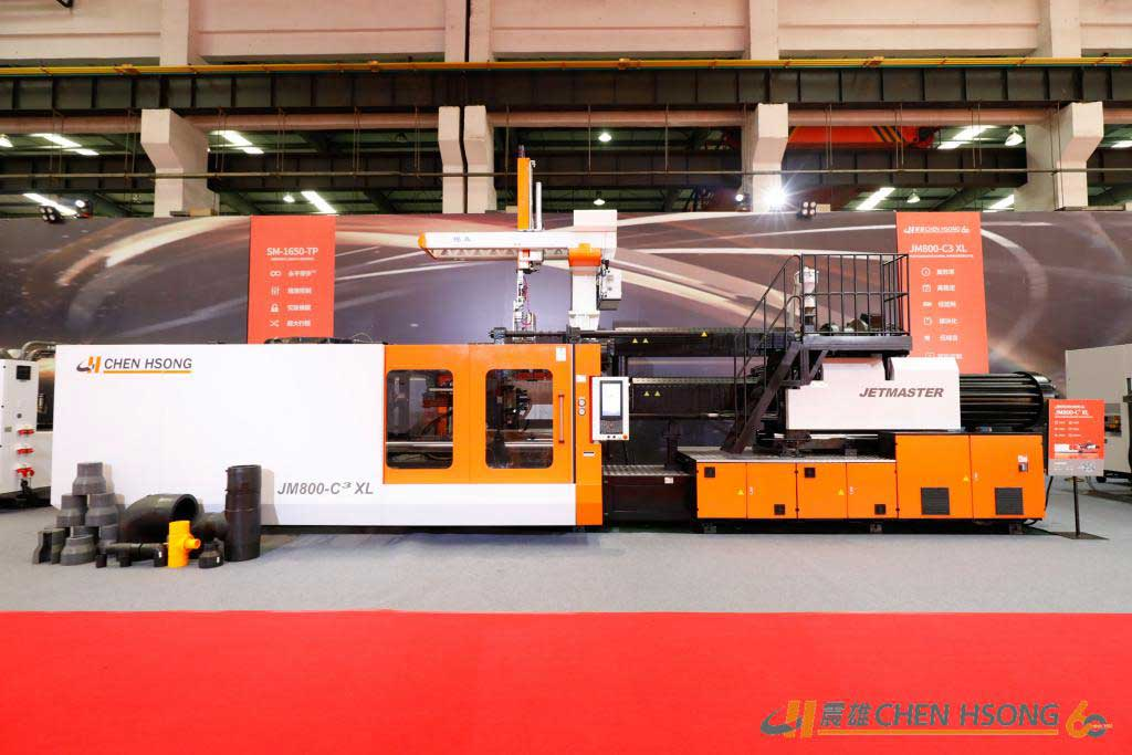 JM800-C3-XL Injection Moulding Machine