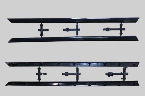 Molding-automotive-front-door-exterior-trims