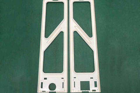 Molding-automotive-security-gate-backside