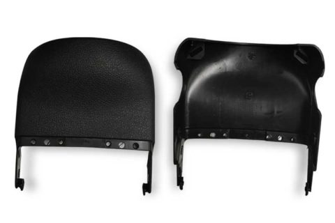 Molding-other-upper-and-lower-shield-assembly-for-steering-column