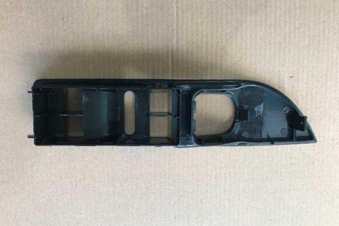 Molding-automotive-Car-Control-Panel-ABS-Shields-backside
