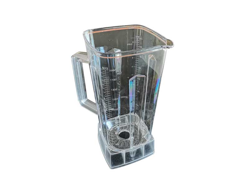Juicer Measuring Cup produced by JM480-MK6e injection molding machine